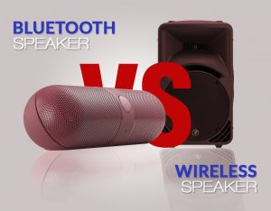 Bluestooth VS Portable Speakers